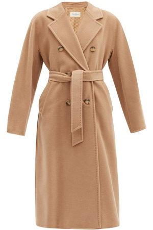 Max Mara Women Coats - Madame Coat - Womens - Camel