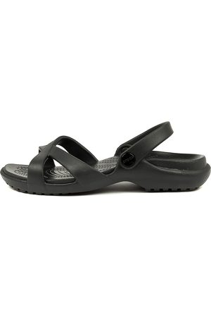 Crocs Meleen Crossband Sandal W Sandals Womens Shoes Casual Sandals Flat Sandals