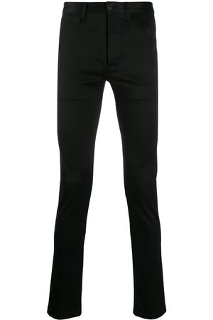 Saint Laurent Fitted chino trousers