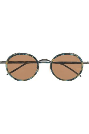 Thom Browne Tortoise border sunglasses