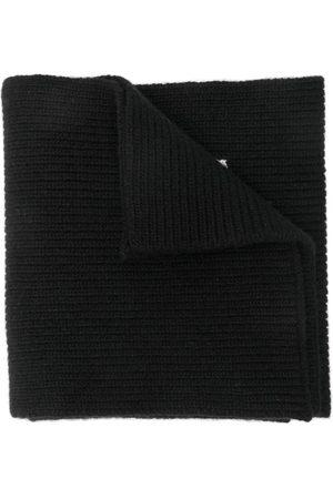 VALENTINO GARAVANI Men Scarves - Knitted logo scarf