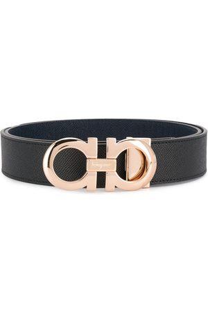 Salvatore Ferragamo Belts - Logo buckle belt