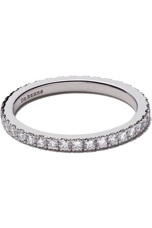 De Beers DB Classic full pavé diamond band