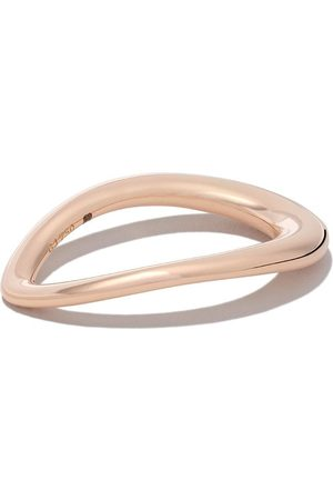 Georg Jensen 18kt Offspring ring