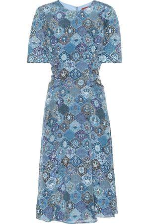 Altuzarra Sylvia printed silk dress