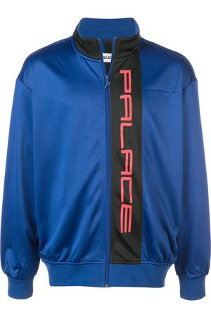 PALACE Panelled logo print jacket