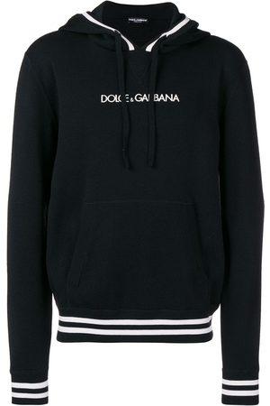 Dolce & Gabbana Logo embroidered hoodie