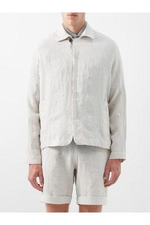 Altuzarra Rosmarino Silk-georgette Midi Dress - Womens