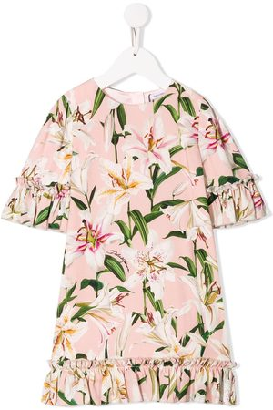 Dolce & Gabbana Floral print dress