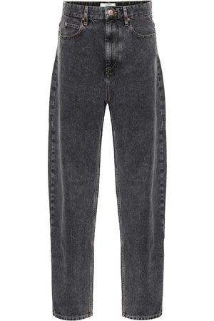 Isabel Marant, Étoile Corsey high-rise straight jeans
