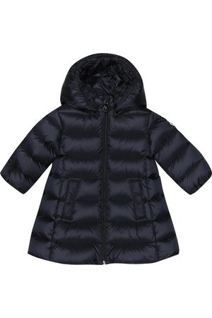 Moncler Baby Majeure quilted down coat