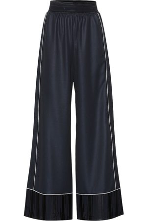 Golden Goose Sophie wide-leg satin pants
