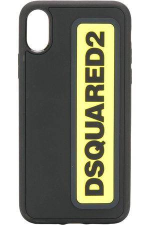 Dsquared2 Men Phone Cases - IPhone X logo case
