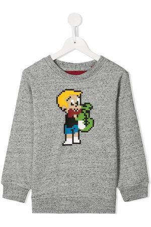 MOSTLY HEARD RARELY SEEN Boys Sweatshirts - Richie crew neck sweatshirt