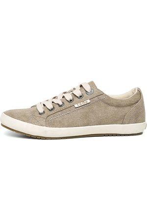 Taos Women Casual Shoes - Star Ts Khaki Sneakers Womens Shoes Casual Casual Sneakers
