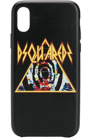 Dsquared2 Logo print iPhone case