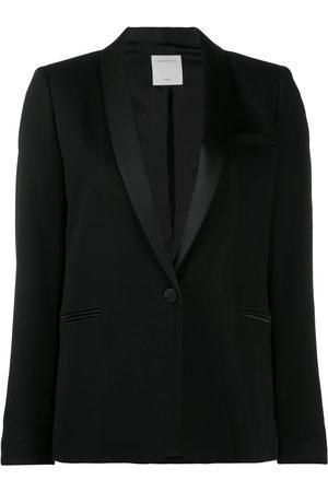 Sandro Shawl collar blazer