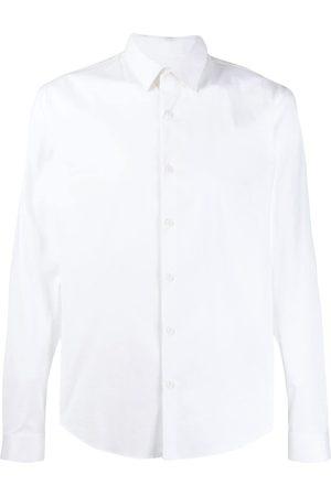 Sandro Men Shirts - Seamless stretch shirt