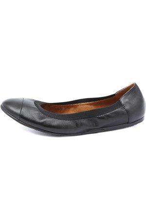 Walnut Melbourne Ava Ballet Shoes Womens Shoes Casual Flat Shoes