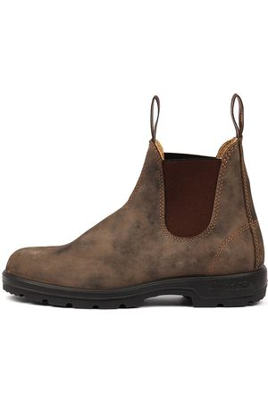 Blundstone Women Ankle Boots - 585 Womens Boot Rustic Boots Womens Shoes Casual Ankle Boots