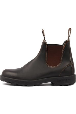 Blundstone Women Ankle Boots - 500 Womens Boot Stout Boots Womens Shoes Casual Ankle Boots