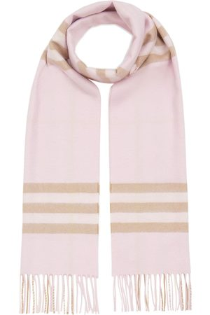 Burberry Scarves - Classic checked scarf