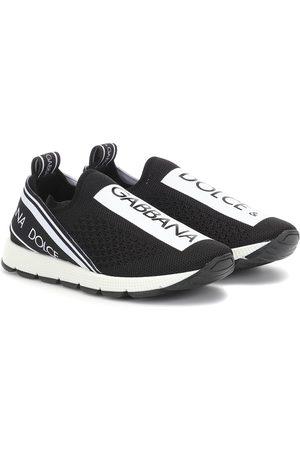 Dolce & Gabbana Sorrento mesh sneakers