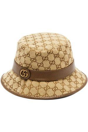 Gucci GG Supreme Canvas Bucket Hat - Mens