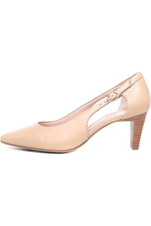 SUPERSOFT Madden Su Nude Shoes Womens Shoes Comfort Heeled Shoes