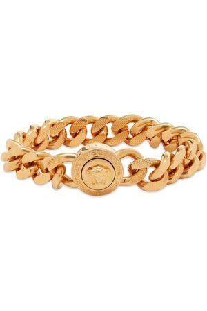 VERSACE Men Bracelets - Medusa Head Chain Bracelet