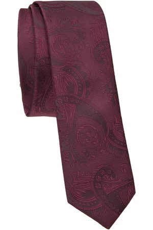 Yd. Men Neckties - Cordova 5 Cm Tie Burgundy One
