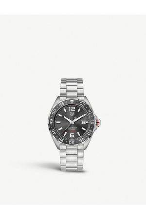Tag Heuer Men Watches - WAZ2011. BA0842 Formula 1 Automatic stainless steel watch