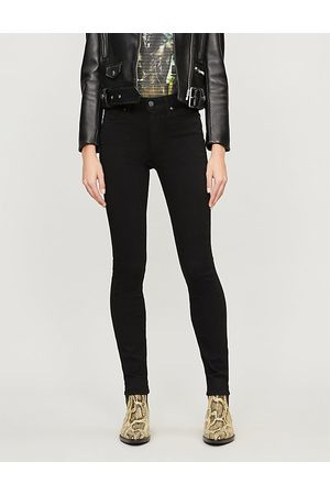 Paige Hoxton skinny mid-rise jeans