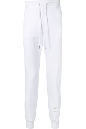Thom Browne Signature stripe track trousers