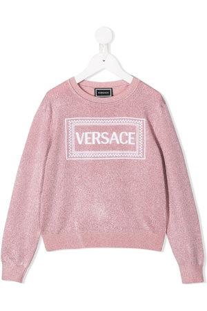 VERSACE Vintage logo jumper