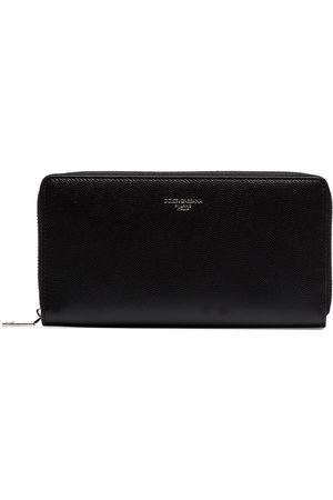 Dolce & Gabbana Zipped continental wallet