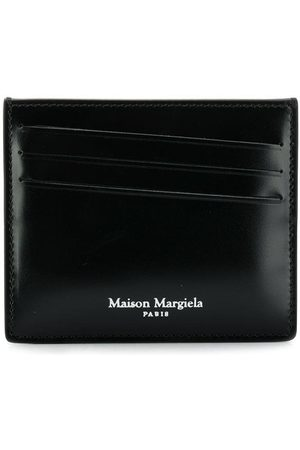 Maison Margiela Embossed logo card holder