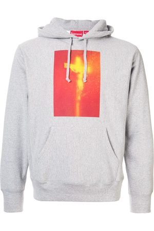 Supreme Piss Christ hooded sweatshirt