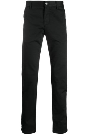 Balmain Zipped slim-fit jeans