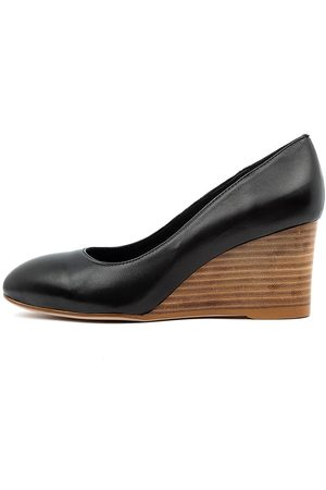 Top end Women Wedges - Melvina Natural Heel Shoes Womens Shoes Heeled Shoes