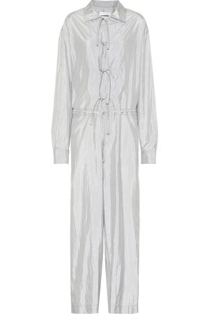 Jil Sander Exclusive to Mytheresa – silk-blend jumpsuit