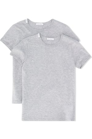 Dolce & Gabbana Boys Short Sleeve - Basic short sleeve T-shirt set of two