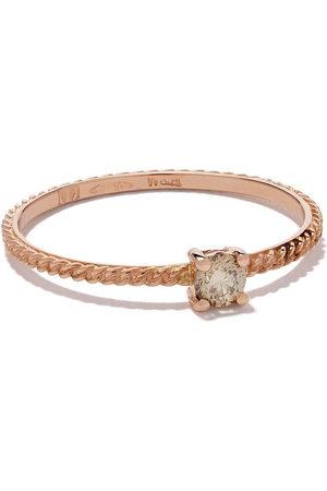 WOUTERS & HENDRIX 18kt gold diamond Uzerai Exclusive ring