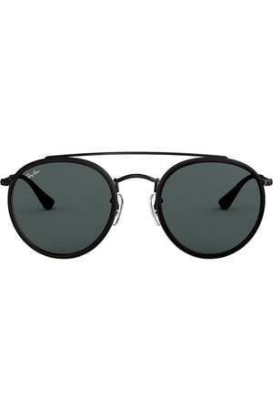 Ray-Ban RB3647 round double-bridge sunglasses