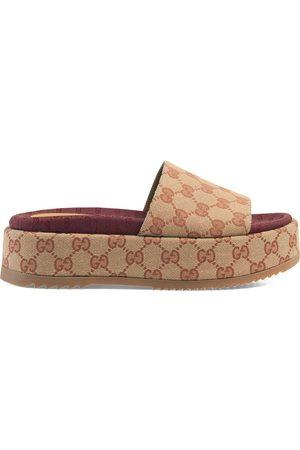 Gucci Original GG slider sandal for women