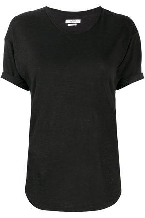 Isabel Marant Slim-fit linen t-shirt