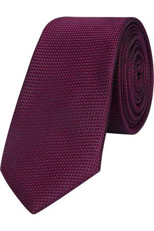 Yd. Marx 6.5 Cm Tie Burgundy One