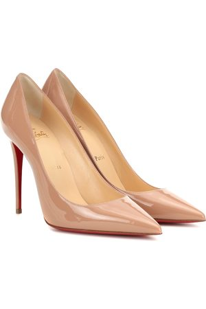 Kate 100 Patent Leather Pumps