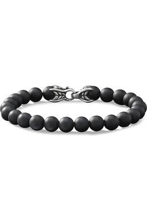 David Yurman Spiritual Beads' onyx bracelet