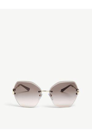Bvlgari Bv6105b square-frame sunglasses